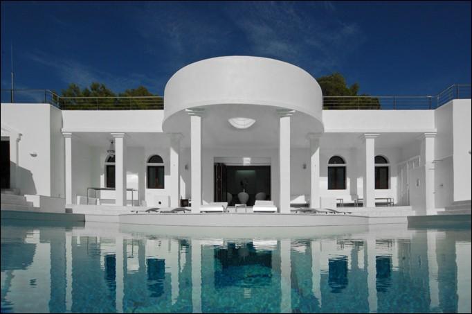 Villa 284 5 BEDROOMS CALA JONDAL IBIZA