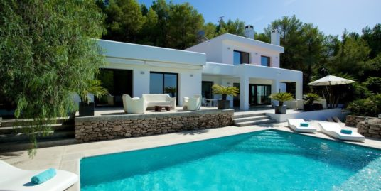 Villa 306 4 BEDROOMS CALA MOLI IBIZA