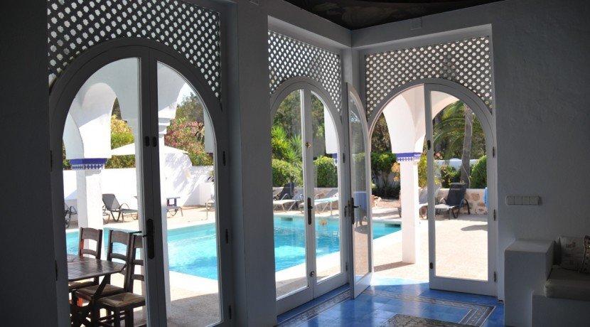 313-Villa Rent-8 rooms Cala Pada Ibiza-02