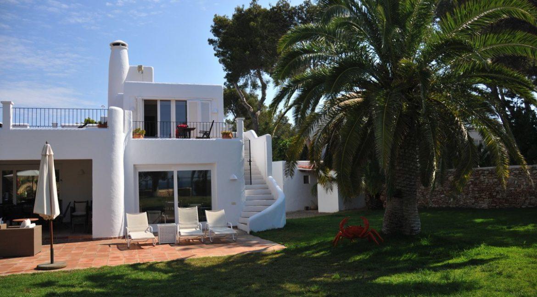 313-Villa Rent-8 rooms Cala Pada Ibiza-03