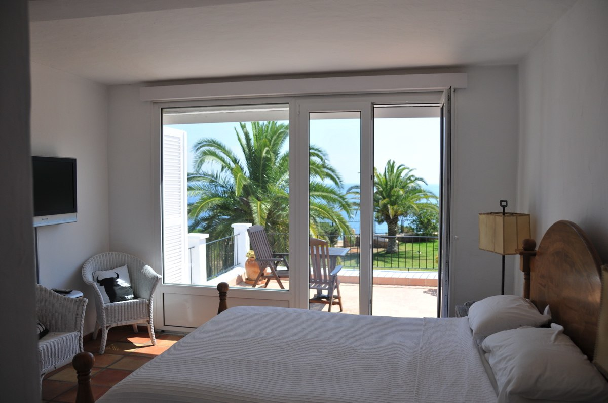 313-Villa Rent-8 rooms Cala Pada Ibiza-10