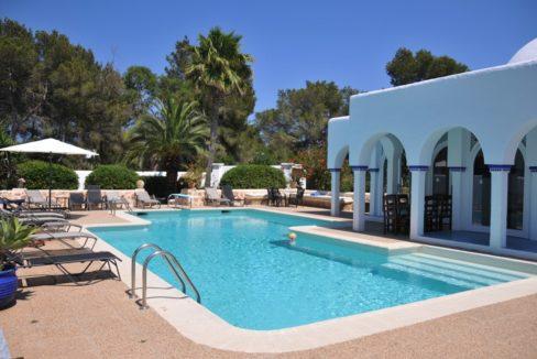 313-Villa Rent-8 rooms Cala Pada Ibiza-18