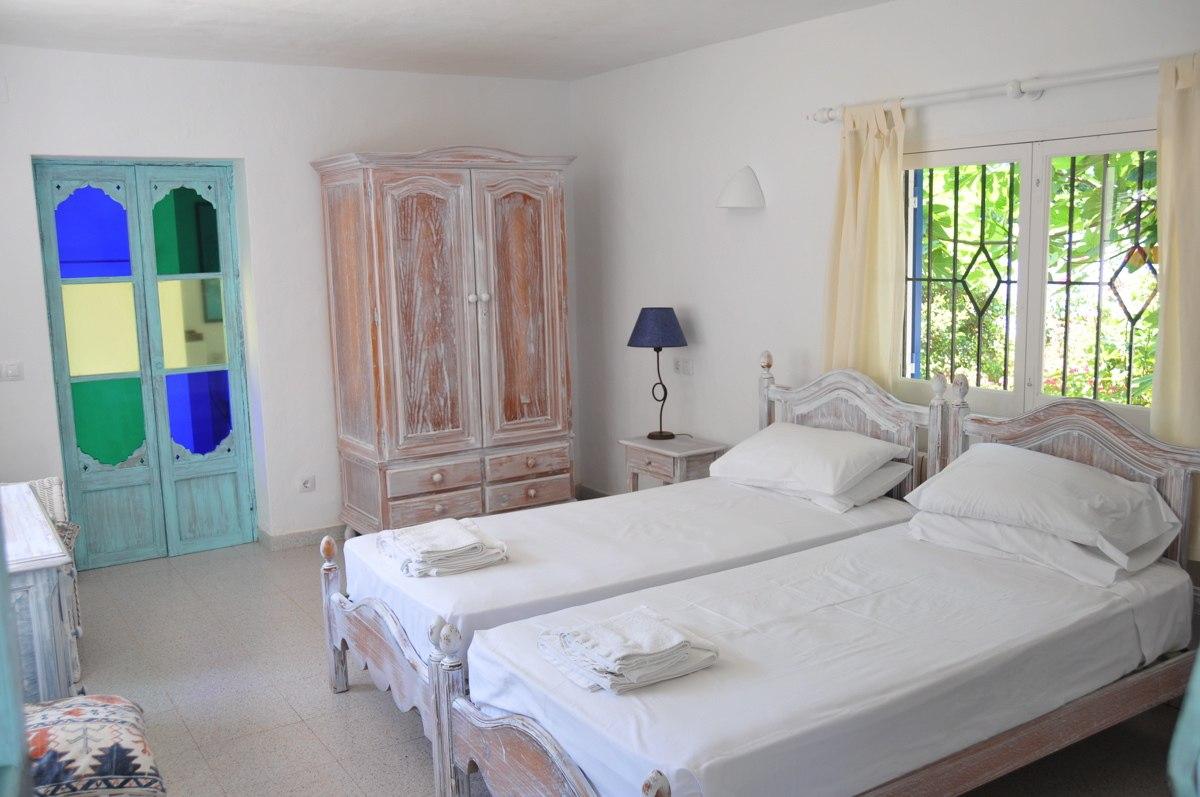 313-Villa Rent-8 rooms Cala Pada Ibiza-20
