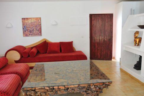 313-Villa Rent-8 rooms Cala Pada Ibiza-21