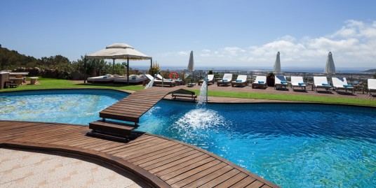 VILLA 175 6 BEDROOMS SA CARROCA IBIZA