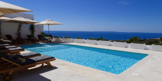 VILLA 271 6 BEDROOMS CAP MARTINET  IBIZA