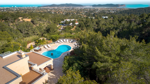 VILLA 44 6 BEDROOMS SAN JOSE IBIZA