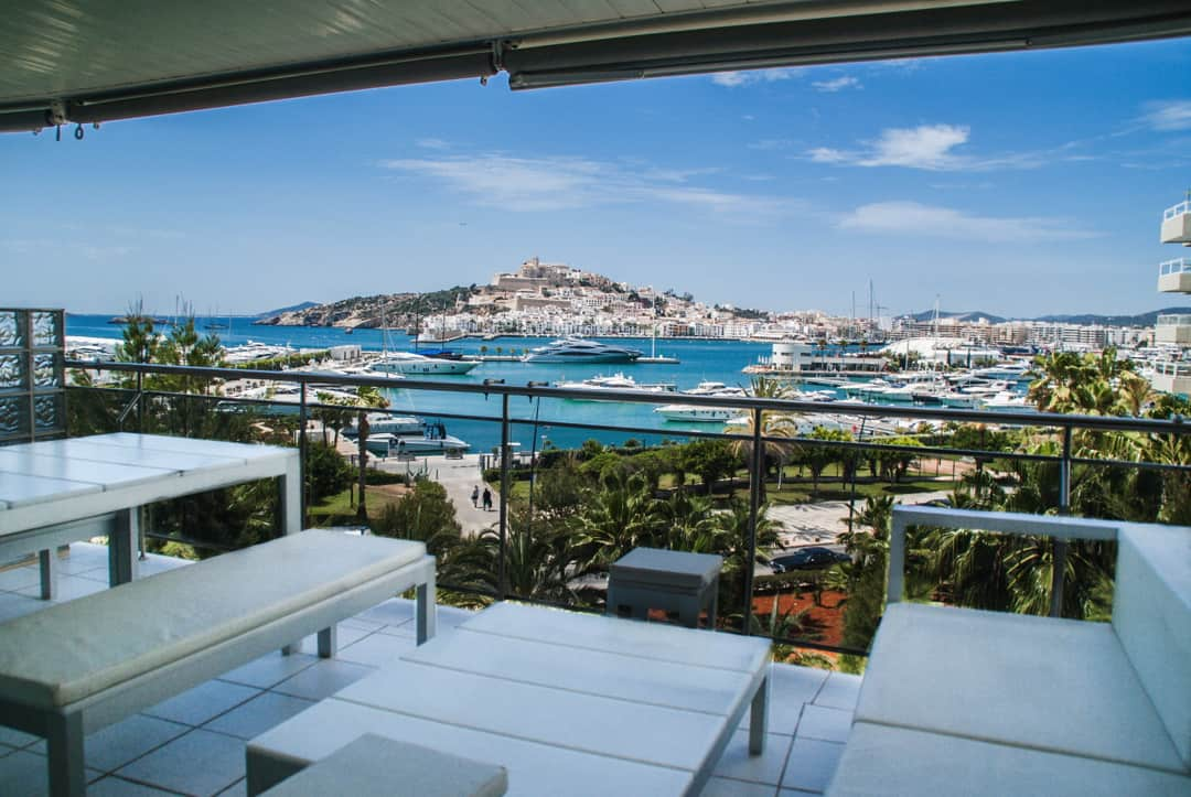 LONG TERM 217 2 BEDROOMS MARINA BOTAFOCH-IBIZA