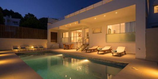VILLA 112  5 BEDROOMS CAN FURNET -IBIZA