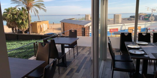 RESTAURANT FOR SALE IN PLAYA DEN BOSSA